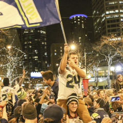 Seattleites Riot After Seahawks' Super Bowl Win