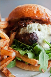 The Burger, Skillet Diner. Photo via Urbanspoon.