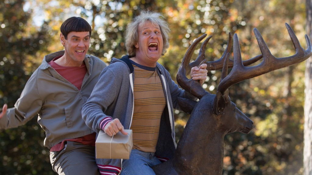 Critic's corner: 'Dumb and Dumber To'