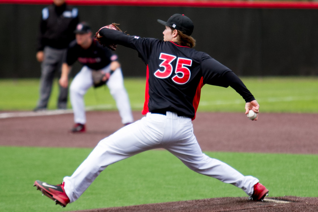 Redhawks Knock NMSU Out of the Park