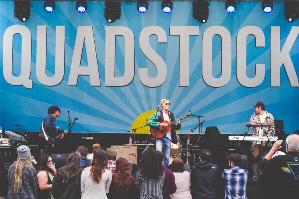 Quadstock: Enchanting, Energized, Eclectic