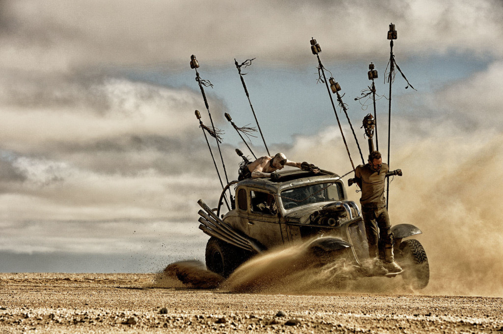 Critic's Corner: 'Mad Max: Fury Road'
