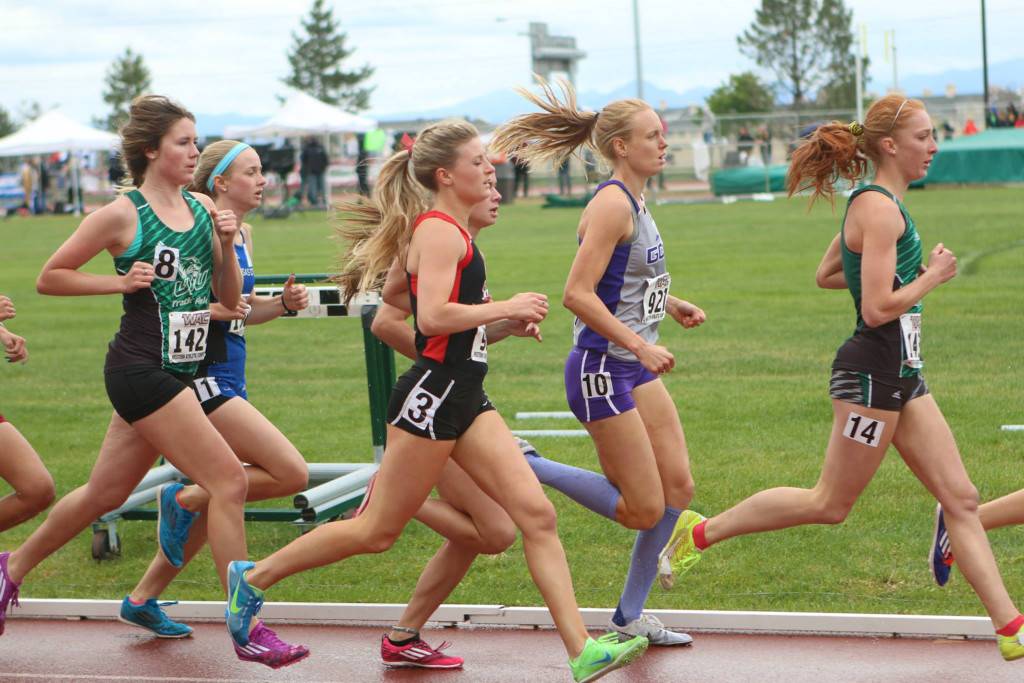 Redhawks Fly at the WAC Outdoor Championships