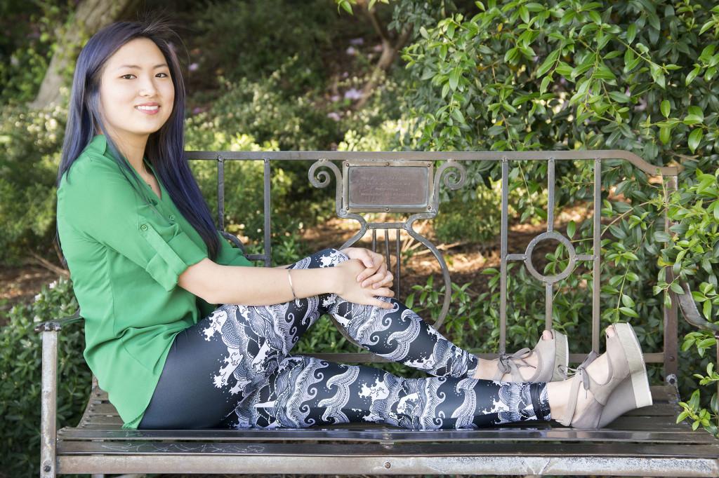 Strong Writer, Strong Editor: Melissa Lin