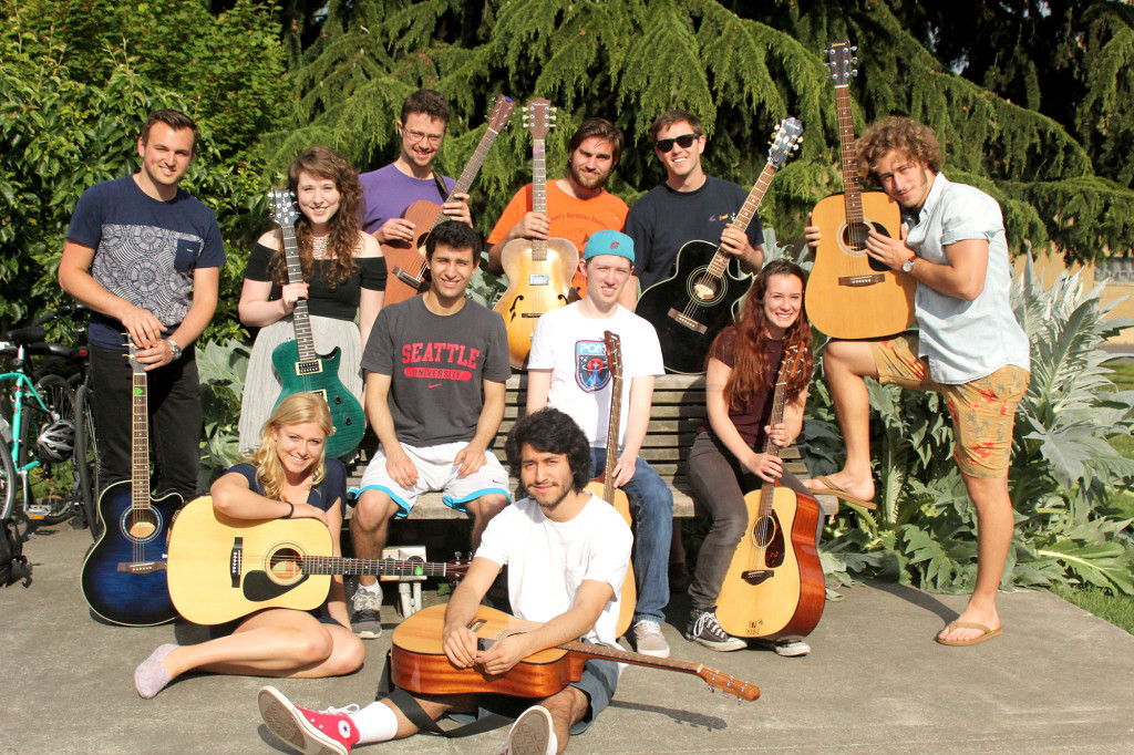 Get Jazzed About Guitar at Seattle U