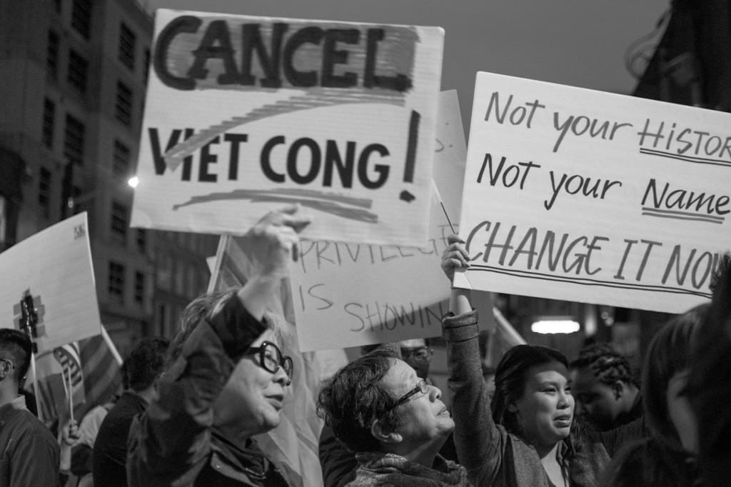 Cancel Viet Cong!