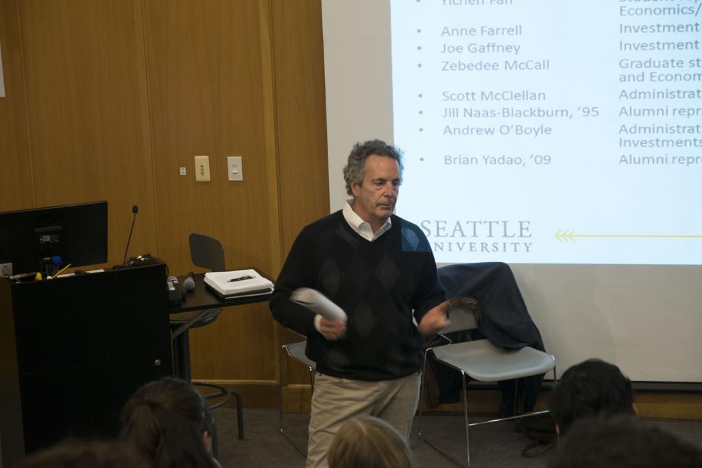 SRI Task Force Forums Revive Sustainability Conversation