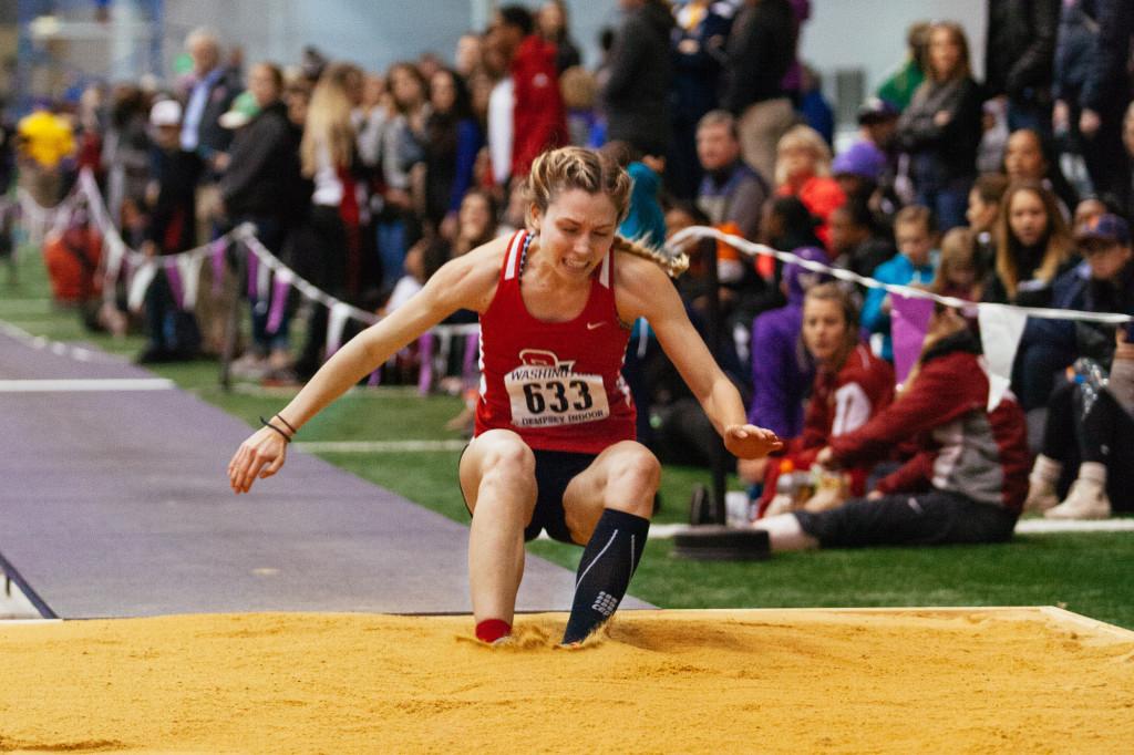Katie triple jump