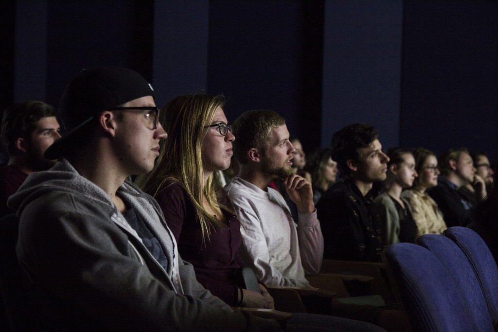 Students get Creative within New Rules at Annual SUFF