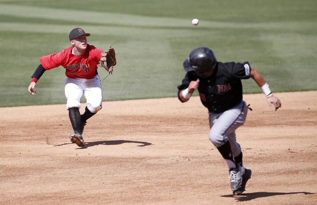 photo courtesy of Seattle U Athletics • GCU Photographer