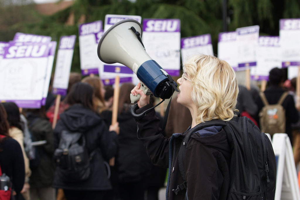 Students, Faculty Keep Unionization Fight Alive