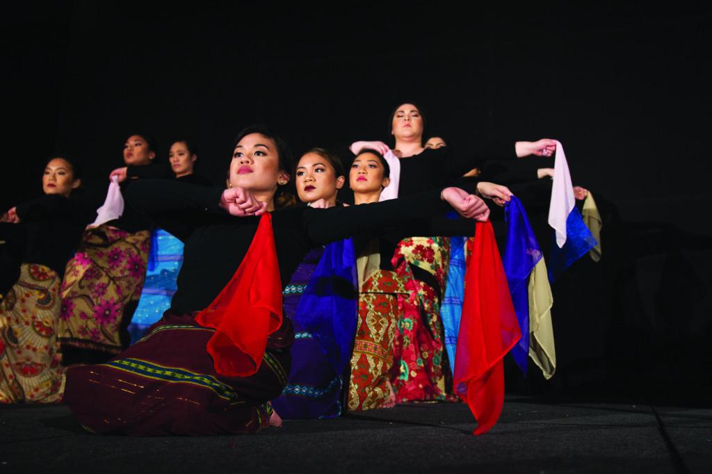 United Filipino Club Hosts Barrio XXIII
