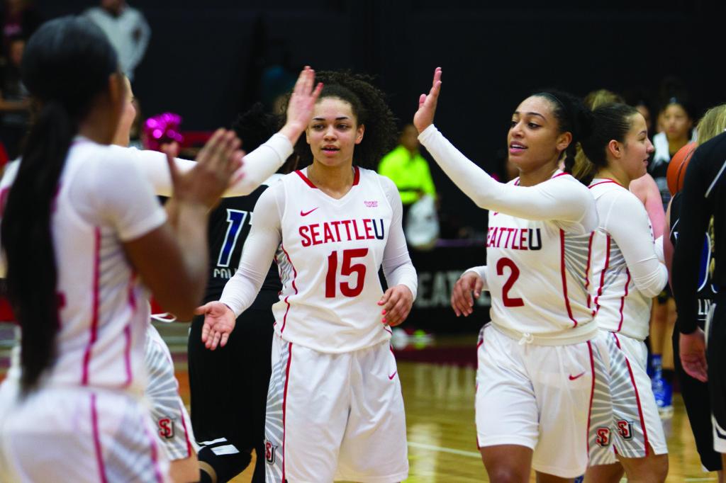 Women's Basketball Highlight Senior Night with a Win