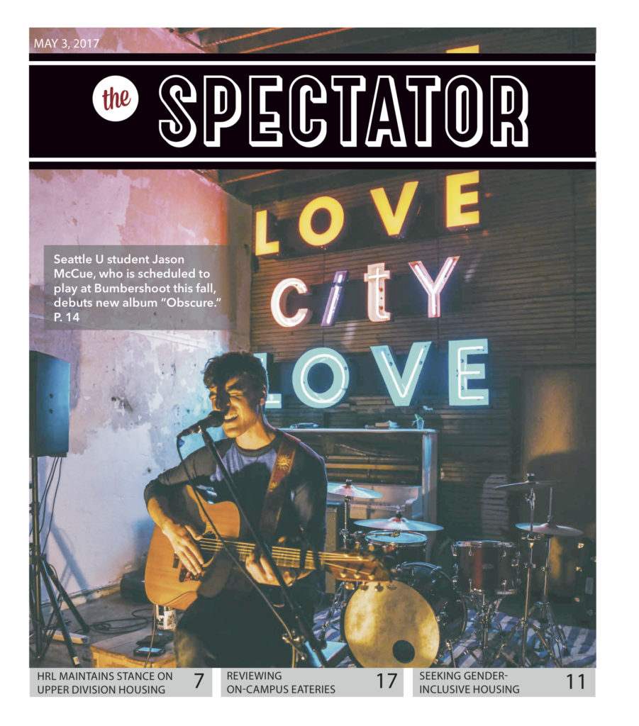 The Spectator, May 3rd, 2017 Issue
