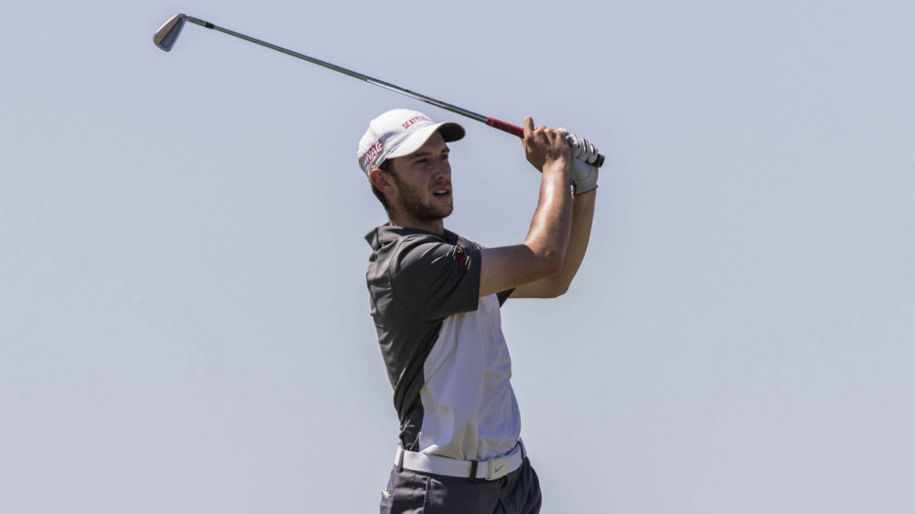 Men's Golf Participates in First NCAA Tourney in 50 Years