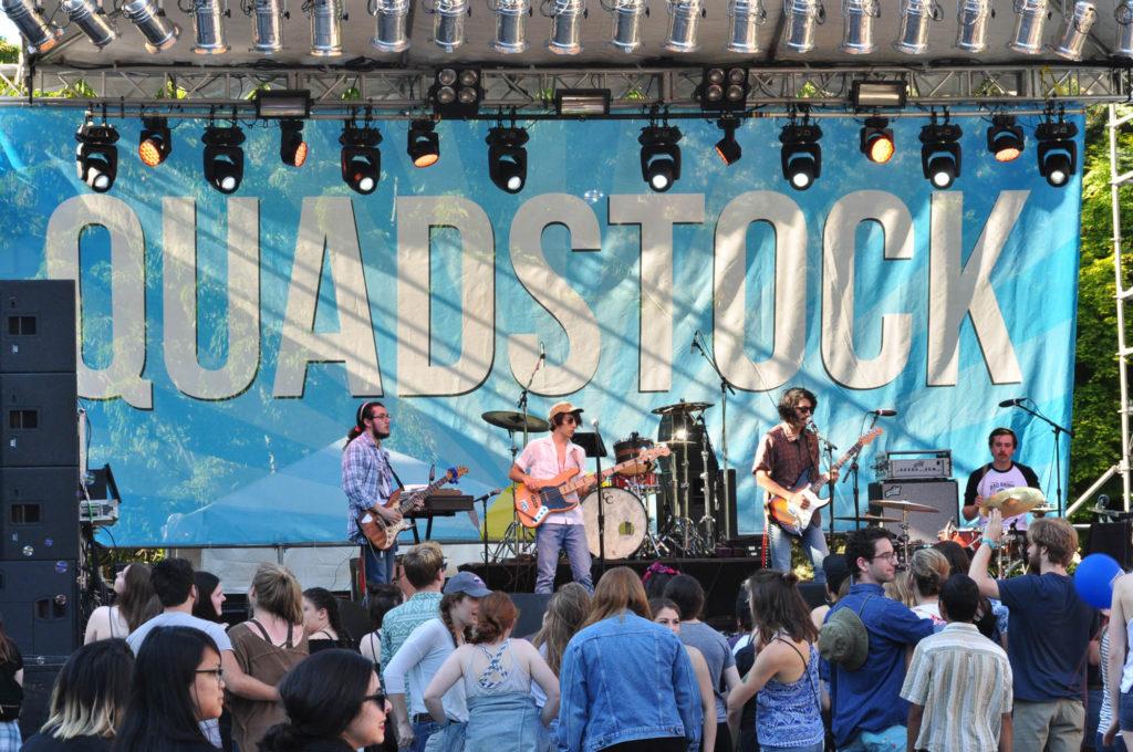 Quadstock Recap: Good Tunes in the Sun