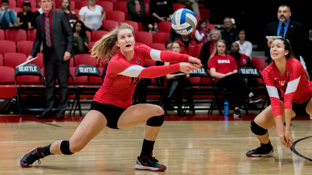 Time Out Session: Shae Harris Named to Canadian Women's National Volleyball Team