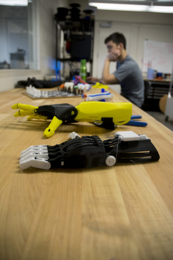 3D Printing Club Generates Gadgets, Gizmos and Fidget Spinners