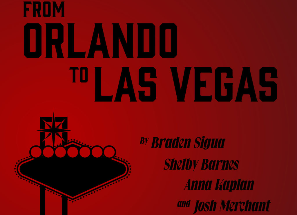 From Orlando to Las Vegas