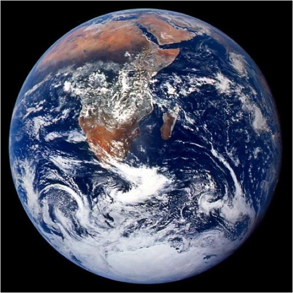 Courtesy of NASA Johnson Space Center
