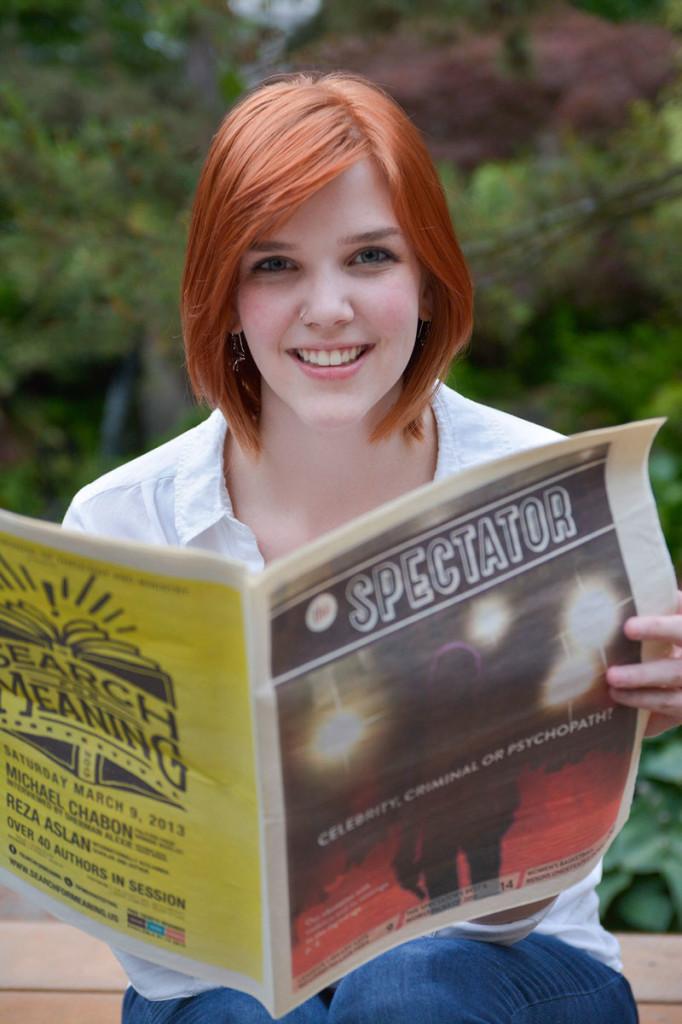 Nicole Schlaeppi  • The Spectator