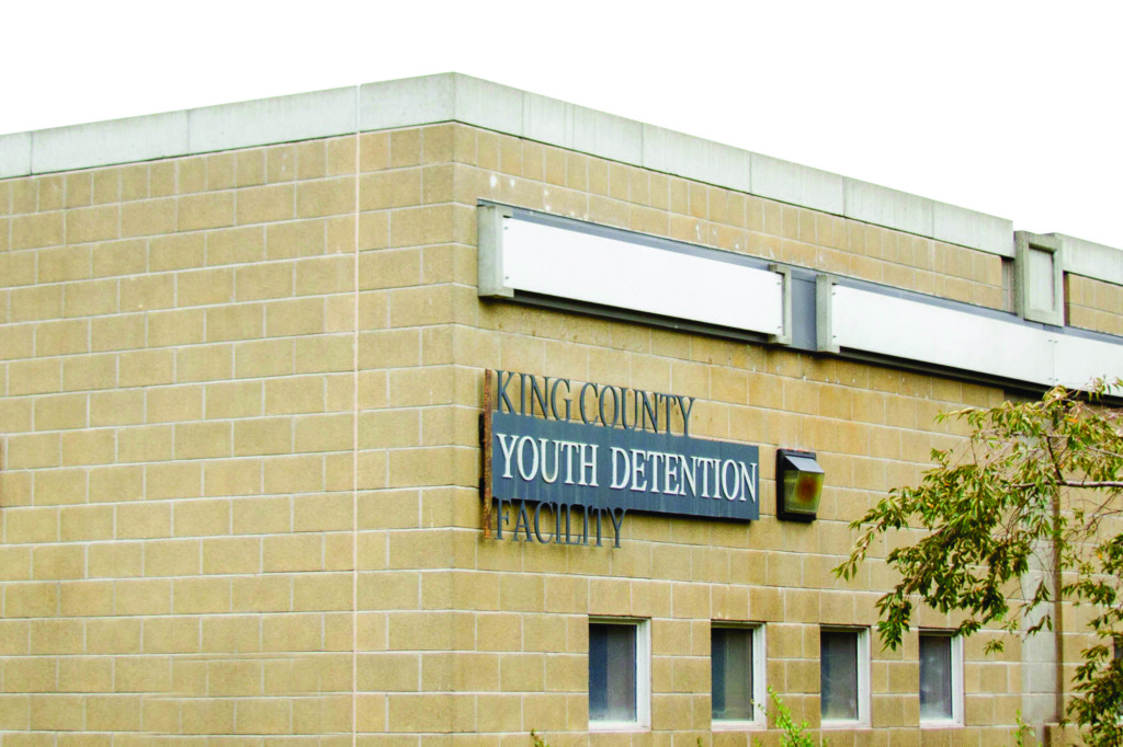 After months of debate and vocal input from the neighborhood, the King County Juvenile Detention Facility will  be closing its doors. Jessie Koon