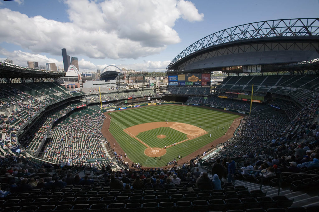 MARINERS STADIUM • VIA CACOPHONY