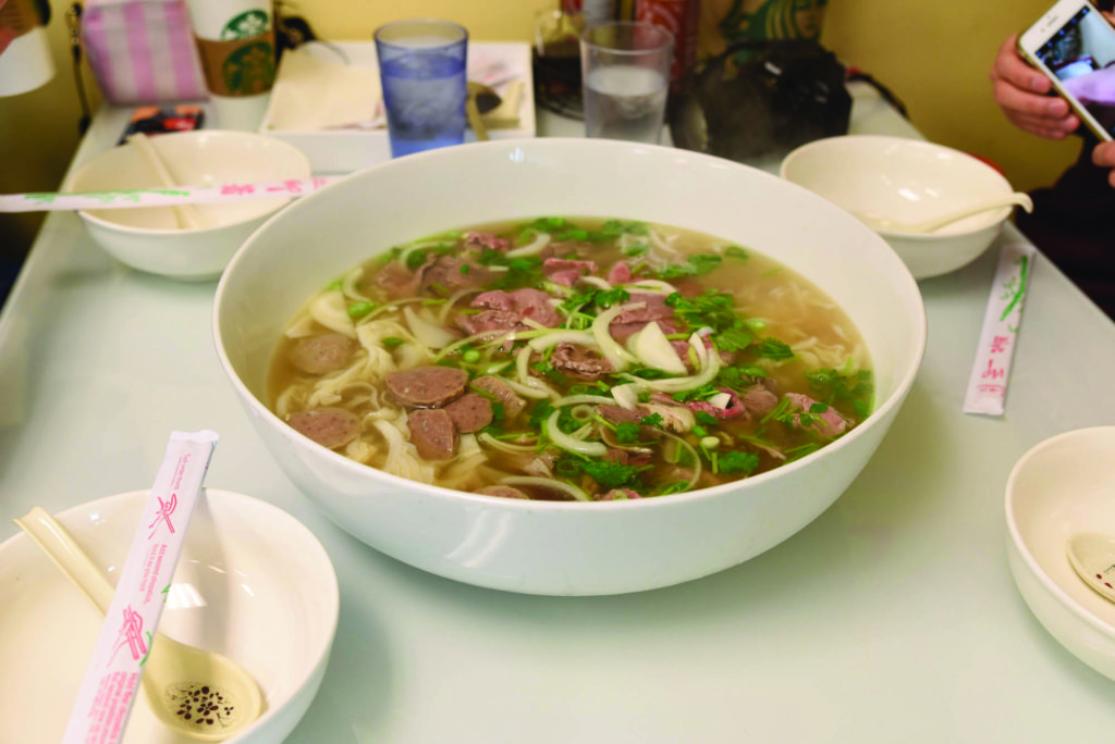 Dong Thap Noodles: A Pho-Nomenal Bowl of Food – The Spectator