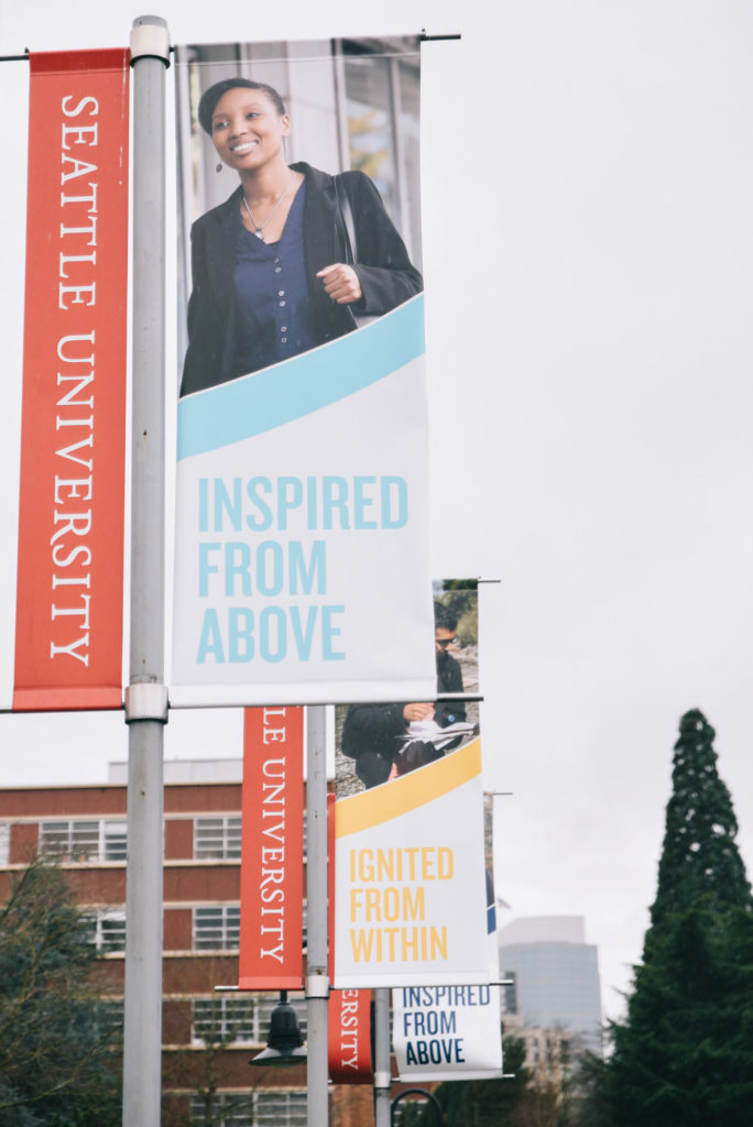 Tokenizing Students Of Color For The Seattle U Brand The Spectator